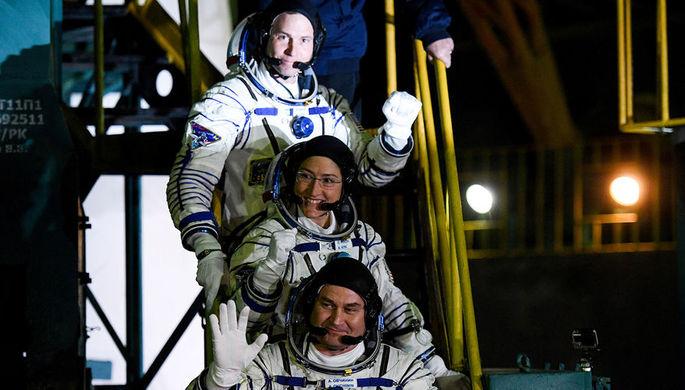 Первое преступление в космосе: в чем обвиняют астронавта