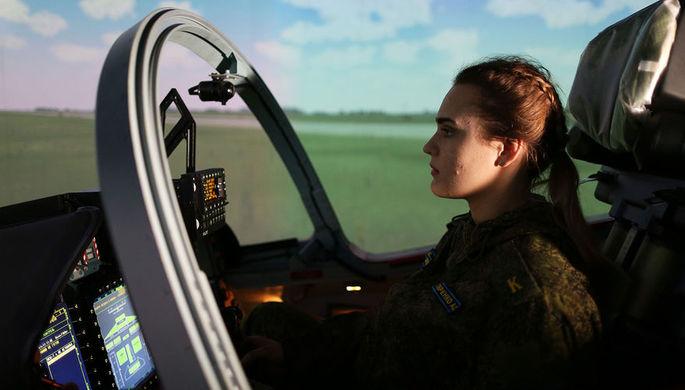 Женская работа: девушки могут стать летчицами-истребителями