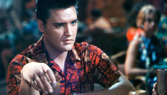 Элвиса Пресли в фильме «Голубые Гавайи» (1961)