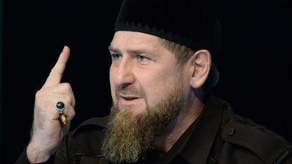 Кадыров уходит со своей должности?
