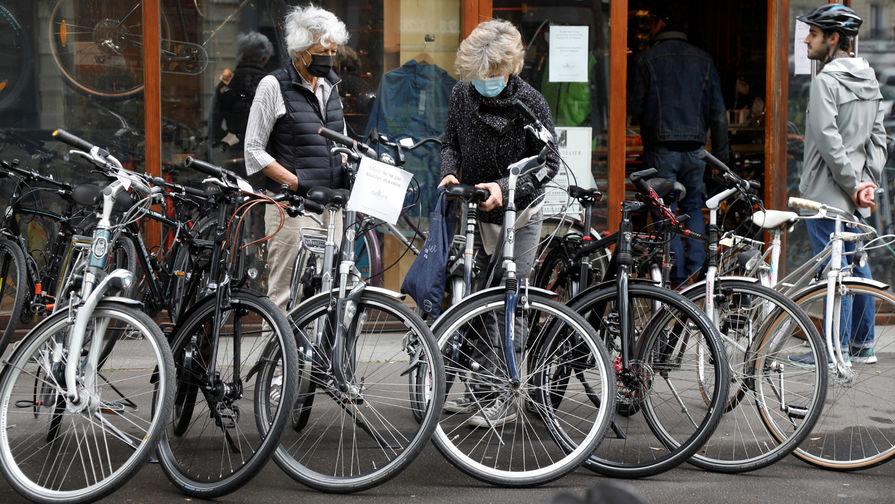Крути педали: в Европе нашли средство против пандемии