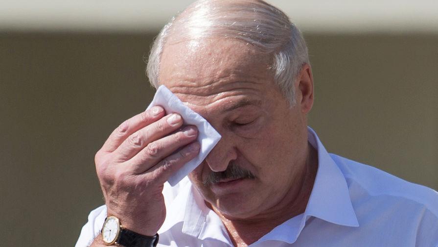 МОК запретил Лукашенко и его сыну появляться на Олимпийских играх