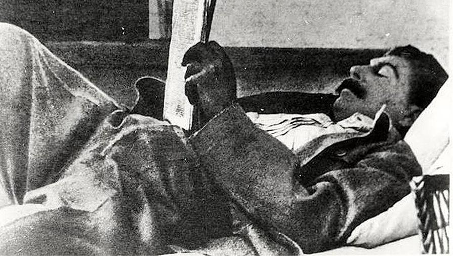 """Началась работа над сериалом """"Сталин и его окружение"""""""