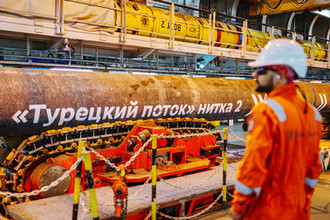 Газ для Европы: заполнены обе нитки «Турецкого потока»