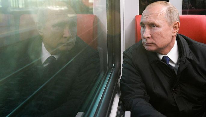 Первые поезда: Путин откроет сообщение с Крымом