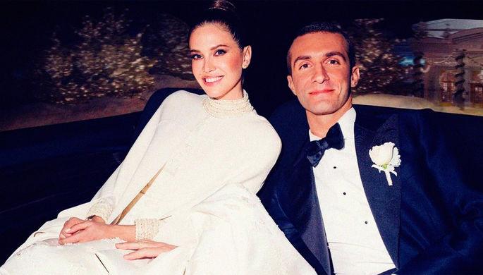 Дарья Жукова и Ставрос Ниархос ждут ребенка