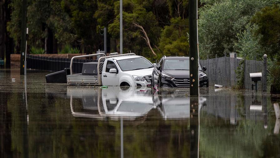 Последствия наводнения в Австралии, 23 марта 2021 года