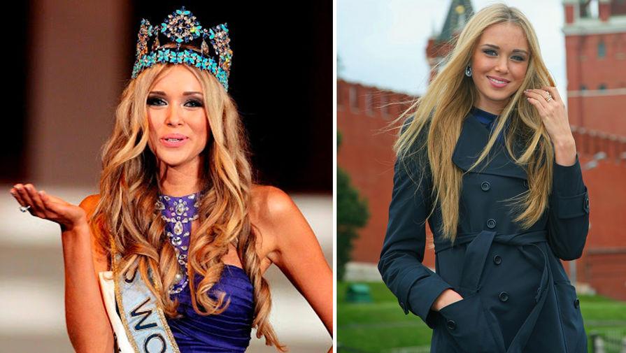 Ксения Сухинова (Россия), 21 год, Мисс Мира — 2008