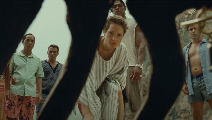 Кадр из фильма «Время» (2021)