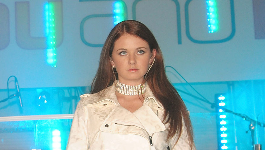 Елена Катина в конце 90-х