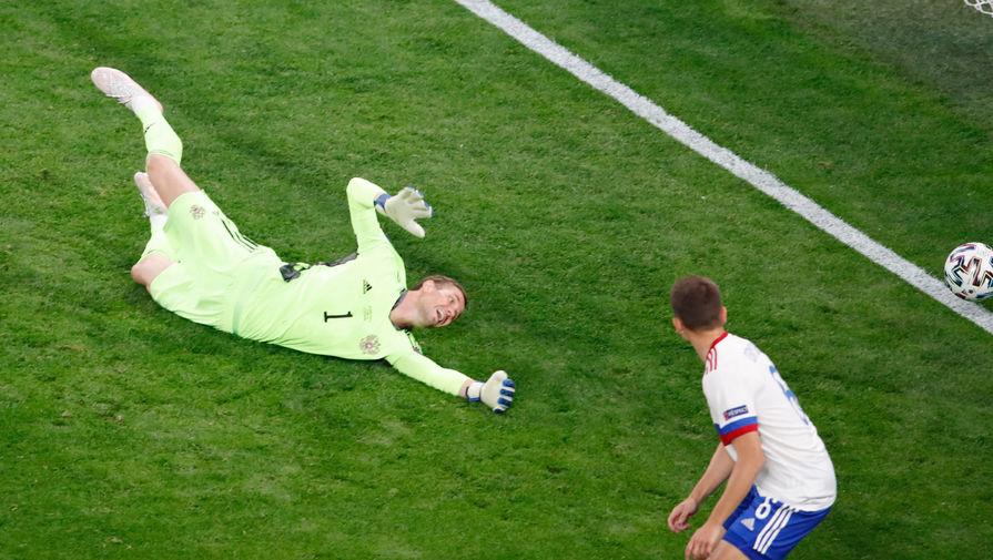 Сборная России установила антирекорд чемпионатов Европы