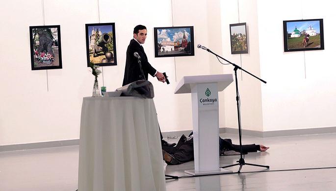 На глазах у ребенка: в Турции расстреляли белорусского дипломата