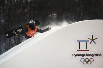 Соревнования по сноуборду на Олимпиаде-2018