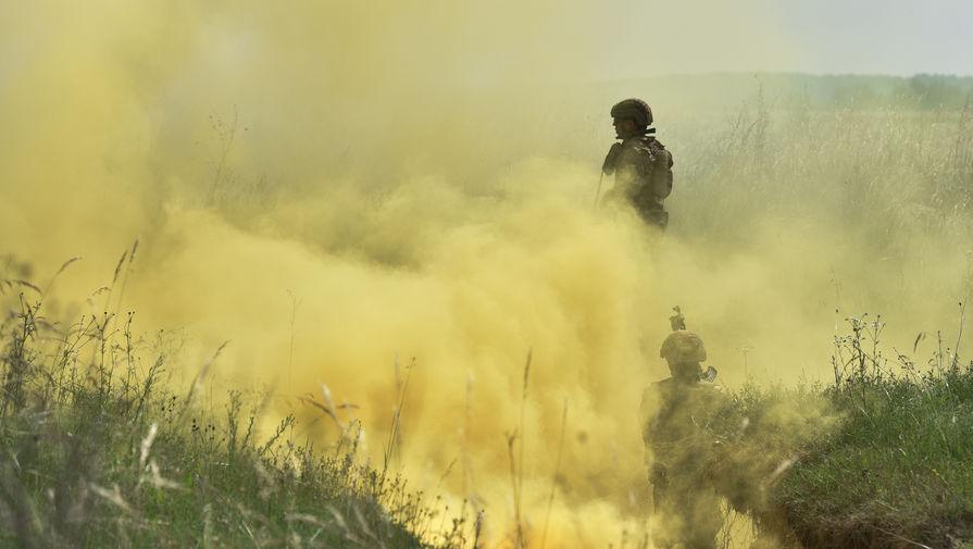 Пытались проникнуть в ДНР: военные ВСУ подорвались на собственных минах