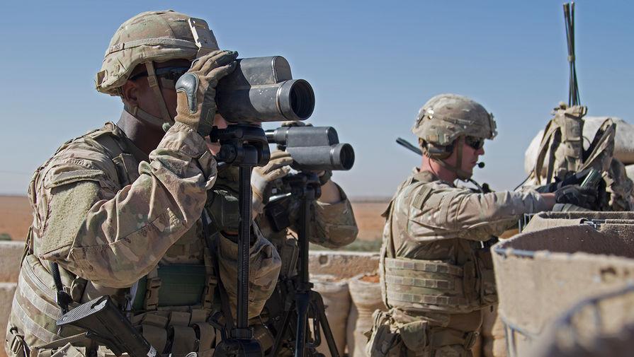 Россия напомнила США о нелегальном положении американских сил в Сирии