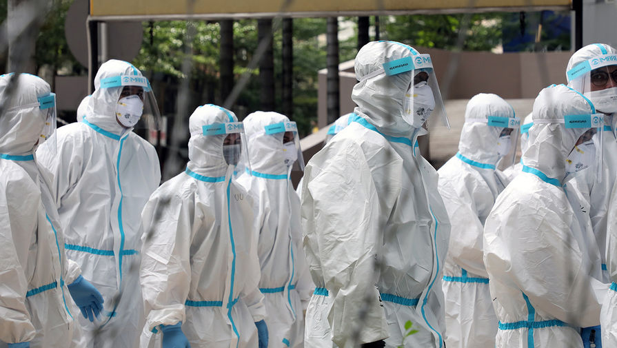 Врачи из Москвы прилетят в Хабаровск для борьбы с коронавирусом
