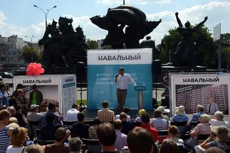 В московской избирательной кампании используют спам на мобильные телефоны волонтеров и наблюдателей для агитации за Алексея Навального