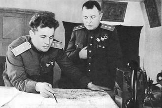 Иван Черняховский был самым молодым командующим фронтом