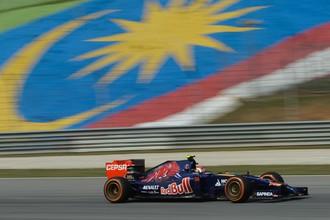 Даниил Квят постарается повторить очковый успех Гран-при Австралии