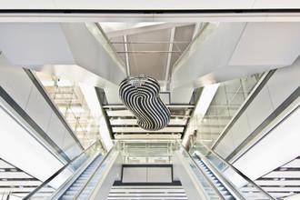 Пятый терминал аэропорта Хитроу в Лондоне