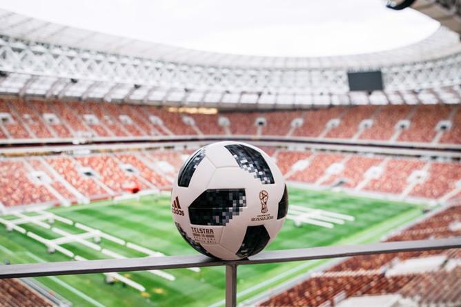Официальный мячЧМ-2018
