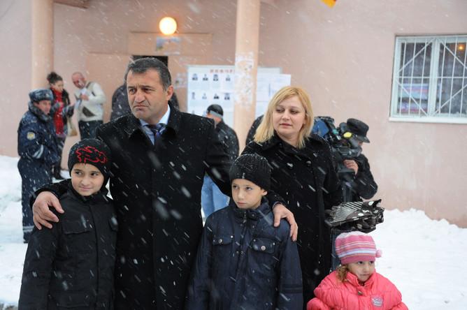 Ставленник Кремля не вызвал симпатий у избирателей Южной Осетии