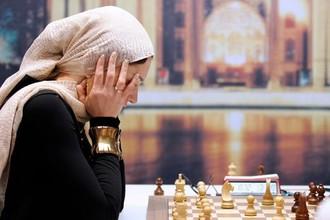 Россиянка Александра Костенюк обыграла в ответной встрече 1/4 финала чемпионата мира по шахматам китаянку Ни Шицунь