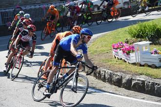 Россию на нынешней «Джиро д'Италия» представляет команда «Газпром-РусВело»