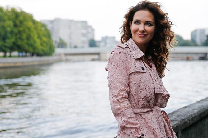 Актриса Екатерина Климова