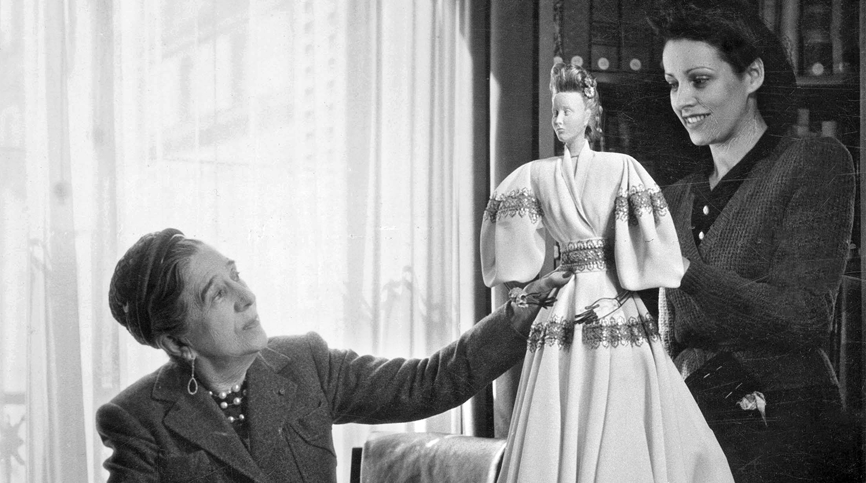 Жанна Ланвен, 1929 год