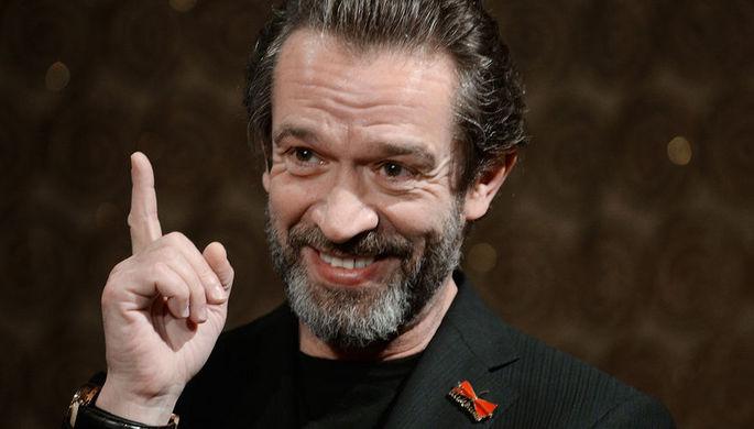 Художественный руководитель московского театра-студии «Табакерка», актер Владимир Машков...