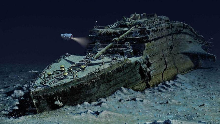 """Как США искали затонувшие подлодки под видом поиска """"Титаника"""""""