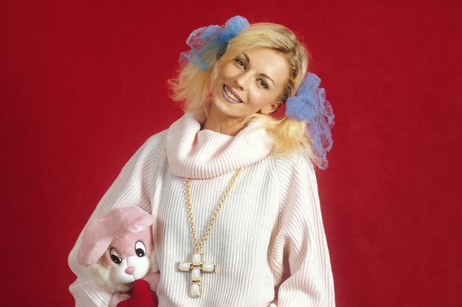 Наталья Ветлицкая, 1995 год