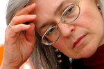 Анна Политковская, 2005год