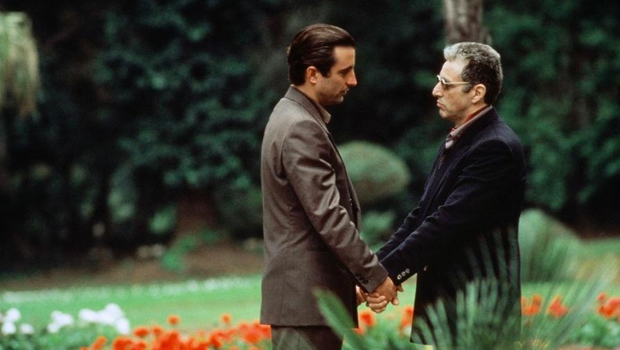Кадр из фильма «Крестный отец — 3» (1990)