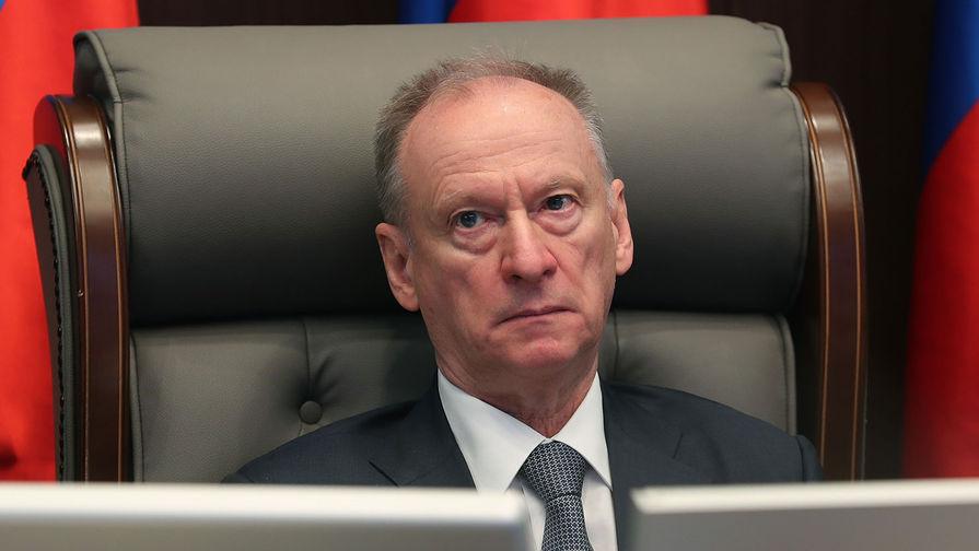 Секретарь Совета безопасности РФ Николай Патрушев