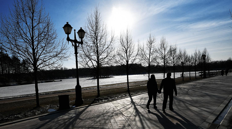 В Москве во вторник ожидается до 20С