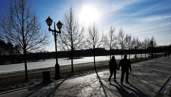 В Москве во вторник ожидается до +20°С