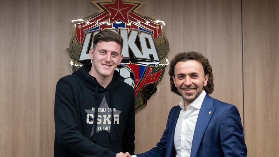 Нападающий ЦСКА Гайч может перейти в клуб из чемпионата Испании