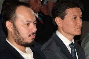 Кирсан Илюмжинов и Мухаммед Каддафи
