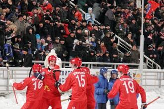 Хоккеисты «Енисея» настроены опять отобрать лидерство у «Зоркого»