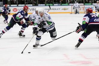 СКА и «Динамо» провели второй матч 1/2 финала Кубка Гагарина