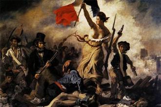 Все революции, по крайней мере в Европе, родом из Франции
