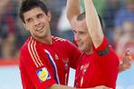Сборная России уступила испанцам в финале отборочного турнира КМ-2013
