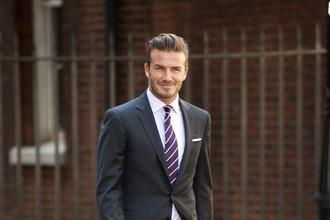 Скоро Бекхэм может стать владельцем клуба MLS