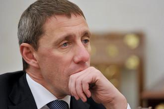 Владимир Коган освобожден от должности главы Госстроя и замминистра регионального развития