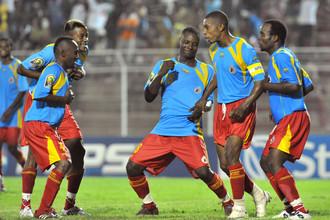 Весельчаки из сборной ДР Конго решили бойкотировать Кубок африканских наций-2013