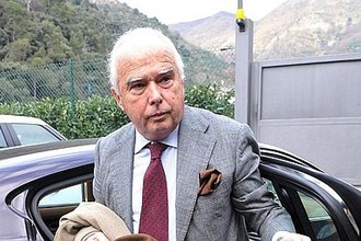 Риккардо Гарроне скончался за два дня до 77-летия