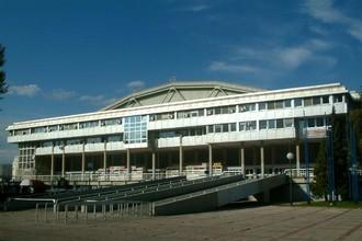 «Дом Спортова», где пройдет чемпионат Европы