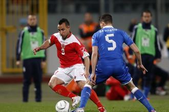 Сборная Италии обыграла команду Мальты